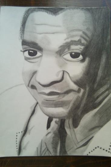 Bill Cosby by adgerggg
